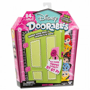 Doorables 2. figure multipack