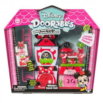 Doorables 2. komplet dvorec