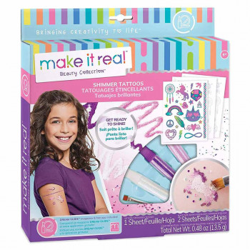 Make it real Shimmer set za tattooje