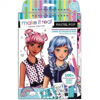 Make it real skicirka Pastel Pop