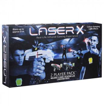 Laser X dvojni set