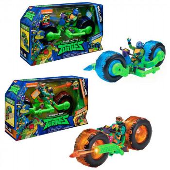 TMNT Ninja želve set z vozilom izbirno