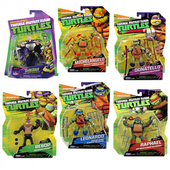 TMNT Totally turtles figura