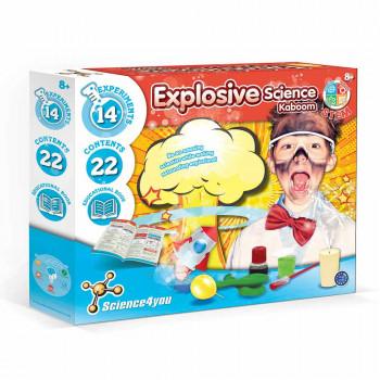 Kaboom - eksplozivna znanost