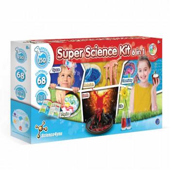 Super znanstveni set 6-v-1