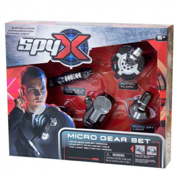 Spy X vohunski set mikro oprema