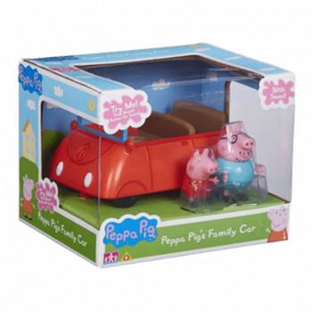 Pujsa Pepa družinski avto