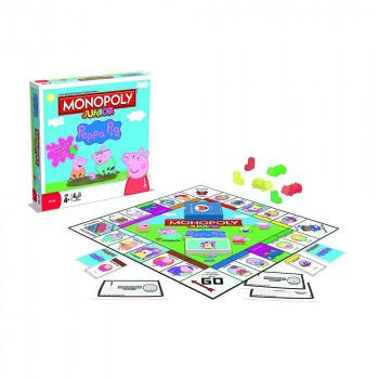 Monopoly Pujsa Pepa družabna igra