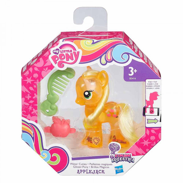 My Little Pony Applejack vodni poniji