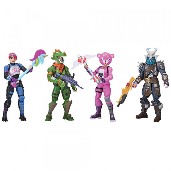 Fortnite Squad mode set figur